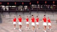 吉美广场舞原创《越爱越精彩》