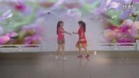 子青广场舞《花蝴蝶》对跳