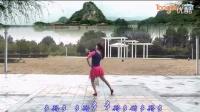 动感 狂热广场舞+多得多背面,演唱苏小花