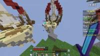 Minecraft虎龙的hypixel空岛战争skywars单排EP:1两胜一输nice!
