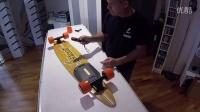 Advken 艾蒂威肯电子烟 新一代可遥控的智能电动滑板 拆箱路面测试视频