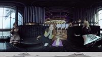 360 vr 全景 虚拟现实 韩国偶像女团Rainbow MV制作直击 美得让人短路 快来跪舔女神吧!