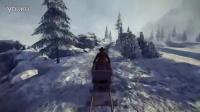 【袖扣VR】VR游戏视频:Rail Adventures - VR Tech Demo