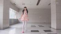 灵姬《恋爱循环》白色丝袜可爱萝莉舞蹈
