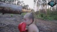8 year old cute girl Evnika Saadvakass—体育—视频高清在线观看-优酷