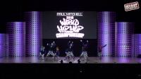 街舞JB明星队-日本(银牌得主大专部)@ # hhi2016世界总决赛