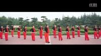 《红歌南泥湾》 简单广场舞教学 广场舞视频