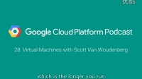 Virtual Machines with Scott Van Woudenberg: GCPPodcast 28
