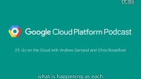 Go on the Cloud with Andrew Gerrand and Chris Broadfoot: GCPPodcast 25