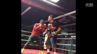 格锐搏击会馆-特雷尔高沙拳击训练