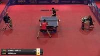 2016国际乒联巡回赛捷克公开赛 Huang Chien-Tu vs Kim Minho