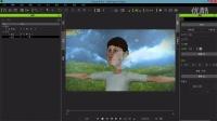 视频速报:iClone6中文教程04-渲染2D背景加角色-www.nbitc.com,慧之家