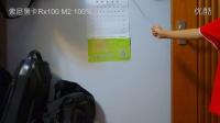 SONY 索尼 黑卡 Rx100 M1&M2 高感视频对比