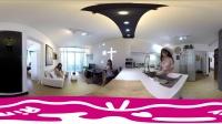 360 VR 全景 虚拟现实 一个人在家好无聊? 颜值担当Rimmy来陪你了!