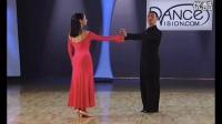 国标舞-快步舞教程(维克多冯&安娜)简介-姿势、姿态和架型-配音reasonfinder_标清