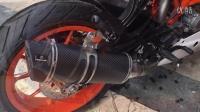 REMUS碳纤维 KTM 390RC大贸新车改装过程高清视频
