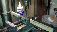 2 of 3 -- Stanley No. 9 1_2 • Bl Plane Modification • Drilling and Tapping