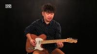 迷笛考级电吉他一级曲《旅途》