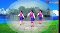 深圳山茶广场舞《毛主席的光辉》原创编舞附教学 (圆圈舞)舞曲制作:帅哥