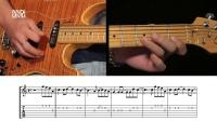 迷笛考级电吉他二级曲《黎明即起》