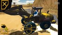 推土机模拟工作驾驶游戏视频