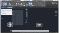 Tutorial AutoCAD 2015 Part 9 Model Space Viewports, Layer Sort, And Isometrics