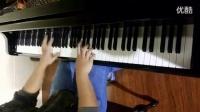 搜狐视频-【自弹】进击的巨人op1、op2 钢琴即兴版