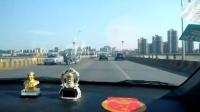 报到路上 经过湘潭二大桥