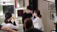【JShine】<W两个世界>姜哲帮妍珠挑选舞会衣服花絮
