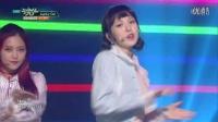 160909 音乐银行 Red Velvet(红色天鹅绒) - Lucky Girl 回归舞台现场版
