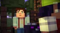 ★我的世界故事模式剧情流程第一章节-上《卡慕我的世界》★岩石之令★MC卡慕Minecraft:Story Mode实况中文剧情流程