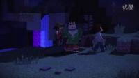 ★我的世界故事模式剧情流程第一章节-下《卡慕我的世界》★岩石之令★MC卡慕Minecraft:Story Mode实况中文剧情流程