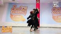 Terry SalsAlianza & Cécile Ovide - Salsa Show @ RABAT SALSA MEETING 2016