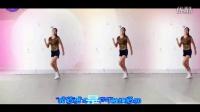 《心雨》 简单广场舞教学 广场舞视频