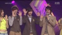 少女时代-1位候选(090206 KBS音乐银行)