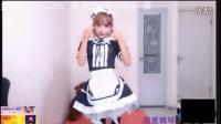 Hani9女仆装t跳舞合集
