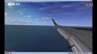 模拟飞行:B753着陆圣马丁朱丽安娜机场(TNCM)