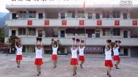 广场舞《嗨起来》集体手花舞