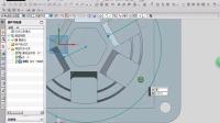 041.UG10.0数控编程-非切削参数之预钻孔点的设置