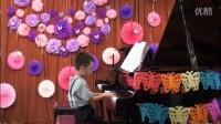 矫婧嬛老师师生音乐会 龙昊辰:《星光圆舞曲》《C大调小奏鸣曲》