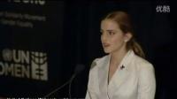 艾玛沃特森《我是女权主义者》2014联合国演讲_超清