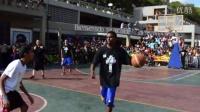 Court Kingz街球团队在委内瑞拉的表演赛2