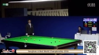 Snooker 6 Red World Championship 2016 - GA - Thepchaiya VS Rod Lawler Frame 9