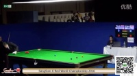 Snooker 6 Red World Championship 2016 - GA - Thepchaiya VS Rod Lawler Frame 1-7