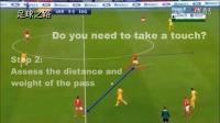足球意识丨创造空间和压力下控制球权的几种方法