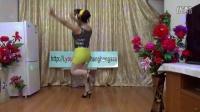 zhanghongaaa 广场舞 歌在飞 通俗 简单 大众化健身舞蹈教学版 原创