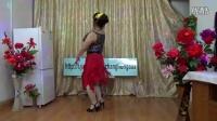 优酷 zhanghongaaa 广场舞 歌在飞 通俗 简单 大众健身舞蹈教学版 原创