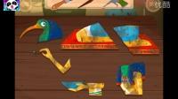 考古学家 古埃及之旅:狮身人面像守护金字塔 托特★世界八大奇迹 4399小游戏