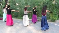紫竹院广场舞——中国大舞台(带歌词字幕)
