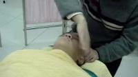 鸿芝堂大赛观摩学习中级保健按摩(头面部)